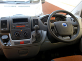 Fiat Ducato Van AU-spec 2006 pictures