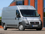 Fiat Ducato Van UK-spec 2006 pictures