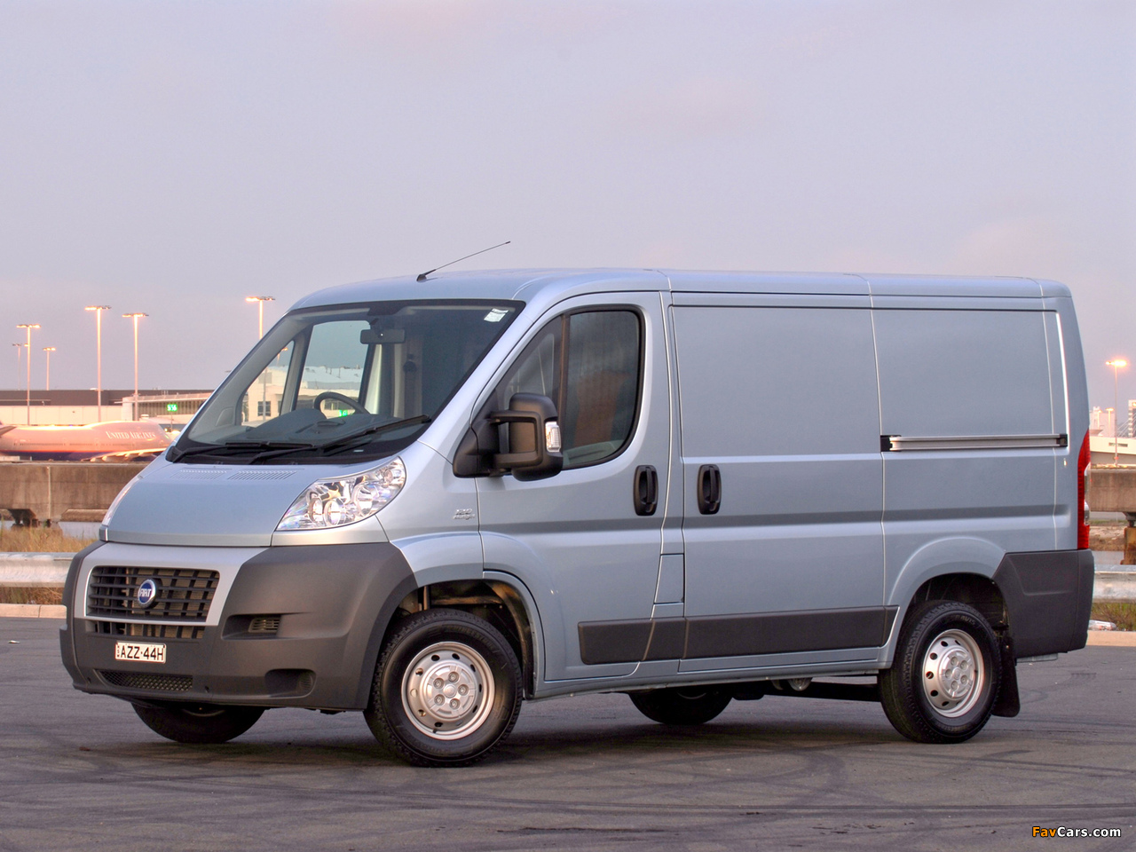 Fiat Ducato Van SWB AU-spec 2006 wallpapers (1280 x 960)