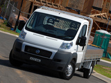 Fiat Ducato Pickup AU-spec 2006 wallpapers