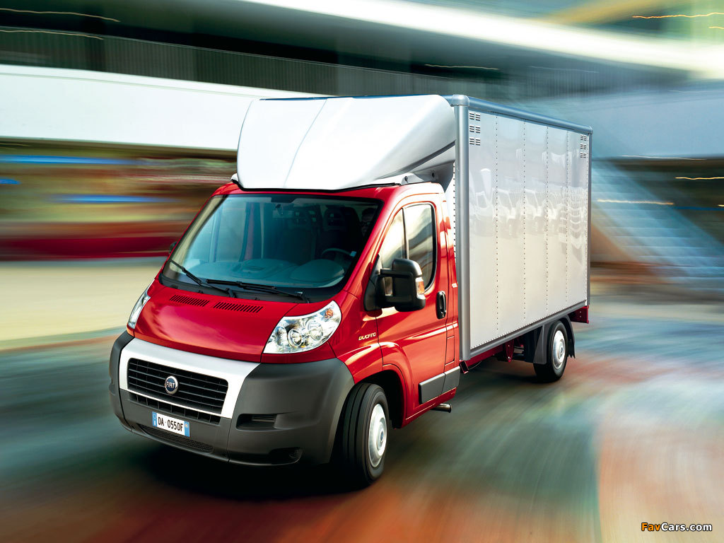 Fiat Ducato Pickup 2006 wallpapers (1024 x 768)