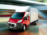 Fiat Ducato Pickup 2006 wallpapers