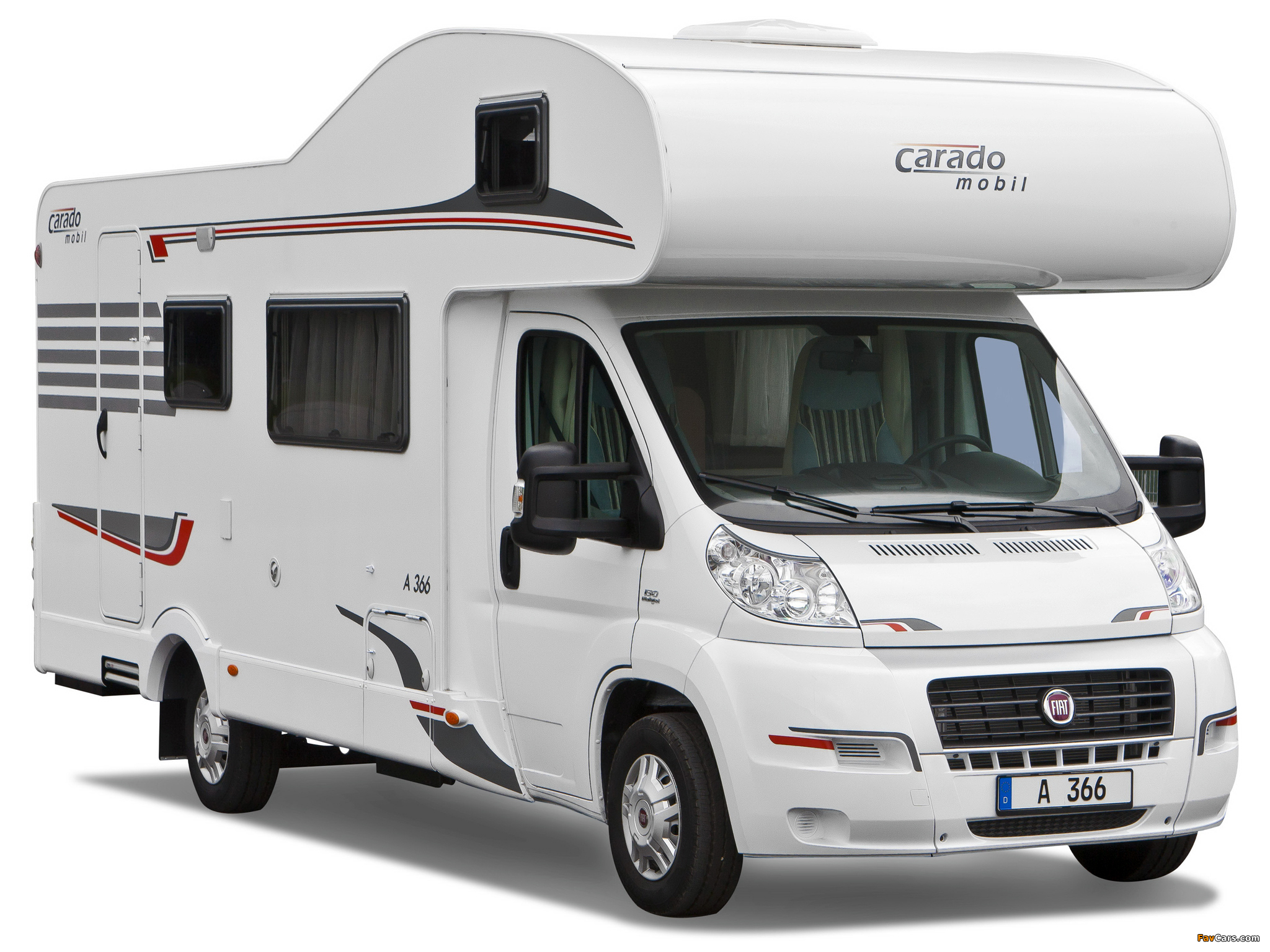 Carado A366 based on Fiat Ducato 2009 images (2048 x 1536)