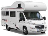 Carado A366 based on Fiat Ducato 2009 images
