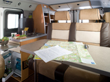 Hymer Car 302 Sportline 2010–12 photos