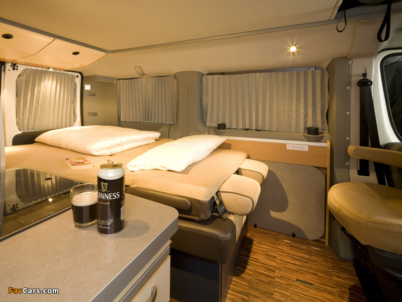 Hymer Car 302 Sportline 2010–12 pictures (800 x 600)