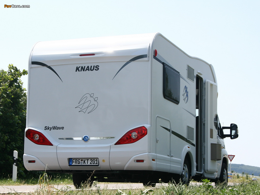 Knaus Sky Wave 2011 pictures (1024 x 768)