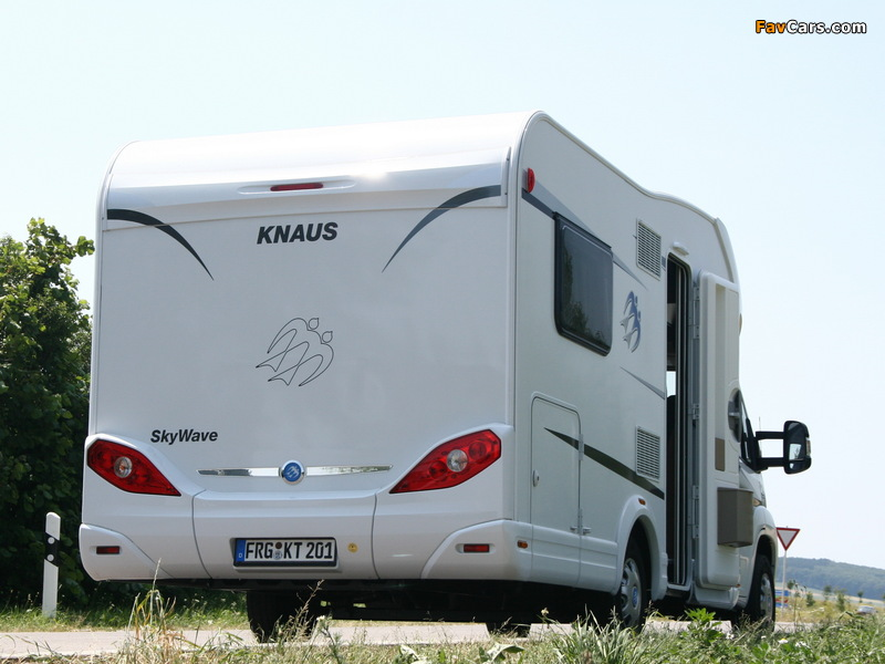 Knaus Sky Wave 2011 pictures (800 x 600)