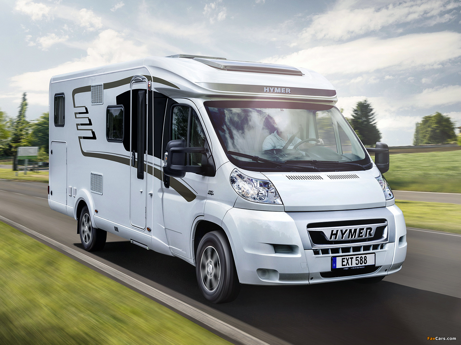 Hymer Exsis-t 2013 wallpapers (1600 x 1200)