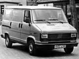Images of Fiat Ducato Van 1981–89