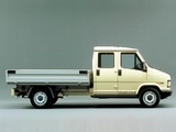 Images of Fiat Ducato Dual Cabine Pickup 1989–94