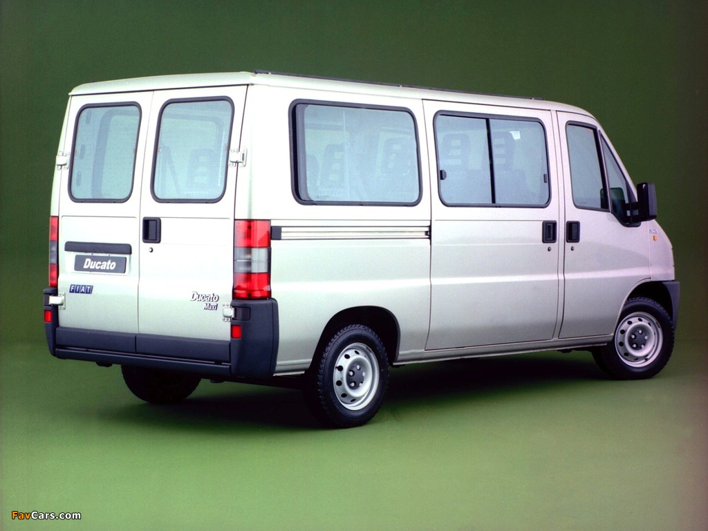 Images of Fiat Ducato Panorama 1994–2002 (1024 x 768)