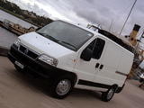 Images of Fiat Ducato Van SWB AU-spec 2002–06