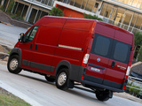 Images of Fiat Ducato Van AU-spec 2006