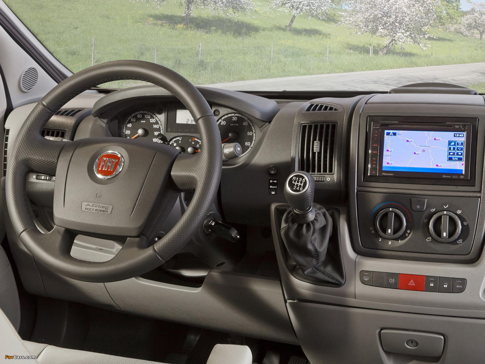 Images of Hymer Car 322 GTline 2011 (1600 x 1200)