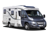 Images of Hymer Tramp Premium 50 2012
