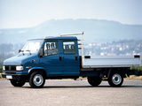 Photos of Fiat Ducato Dual Cabine Pickup 1989–94