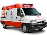 Photos of Fiat Ducato Ambulance 2002–06