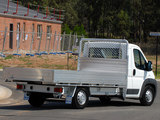Photos of Fiat Ducato Pickup AU-spec 2006