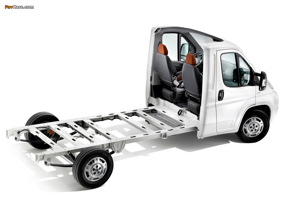 Photos of Fiat Ducato Chassis 2006 (1024 x 768)