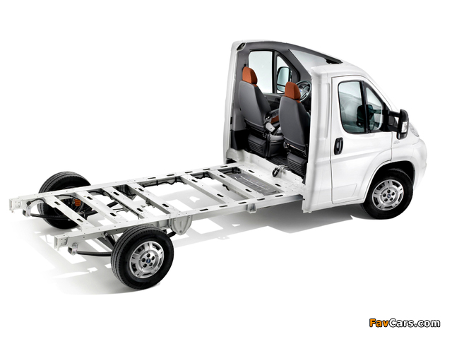 Photos of Fiat Ducato Chassis 2006 (640 x 480)