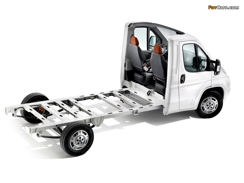 Photos of Fiat Ducato Chassis 2006 (800 x 600)