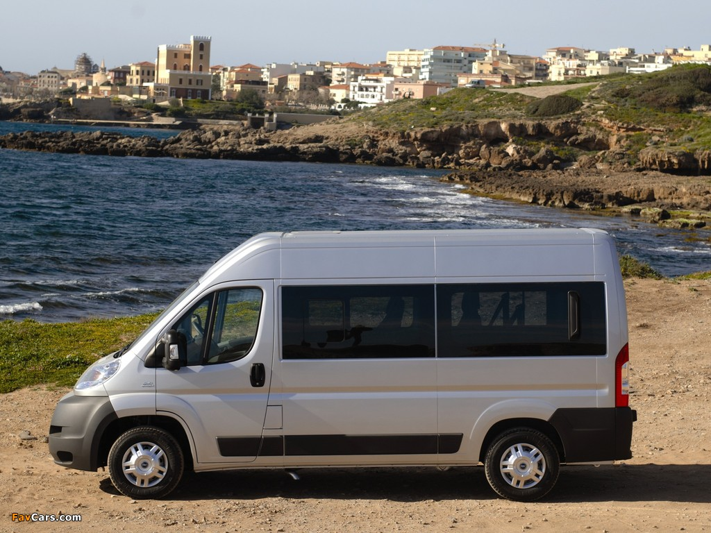 Photos of Fiat Ducato Panorama 2006 (1024 x 768)