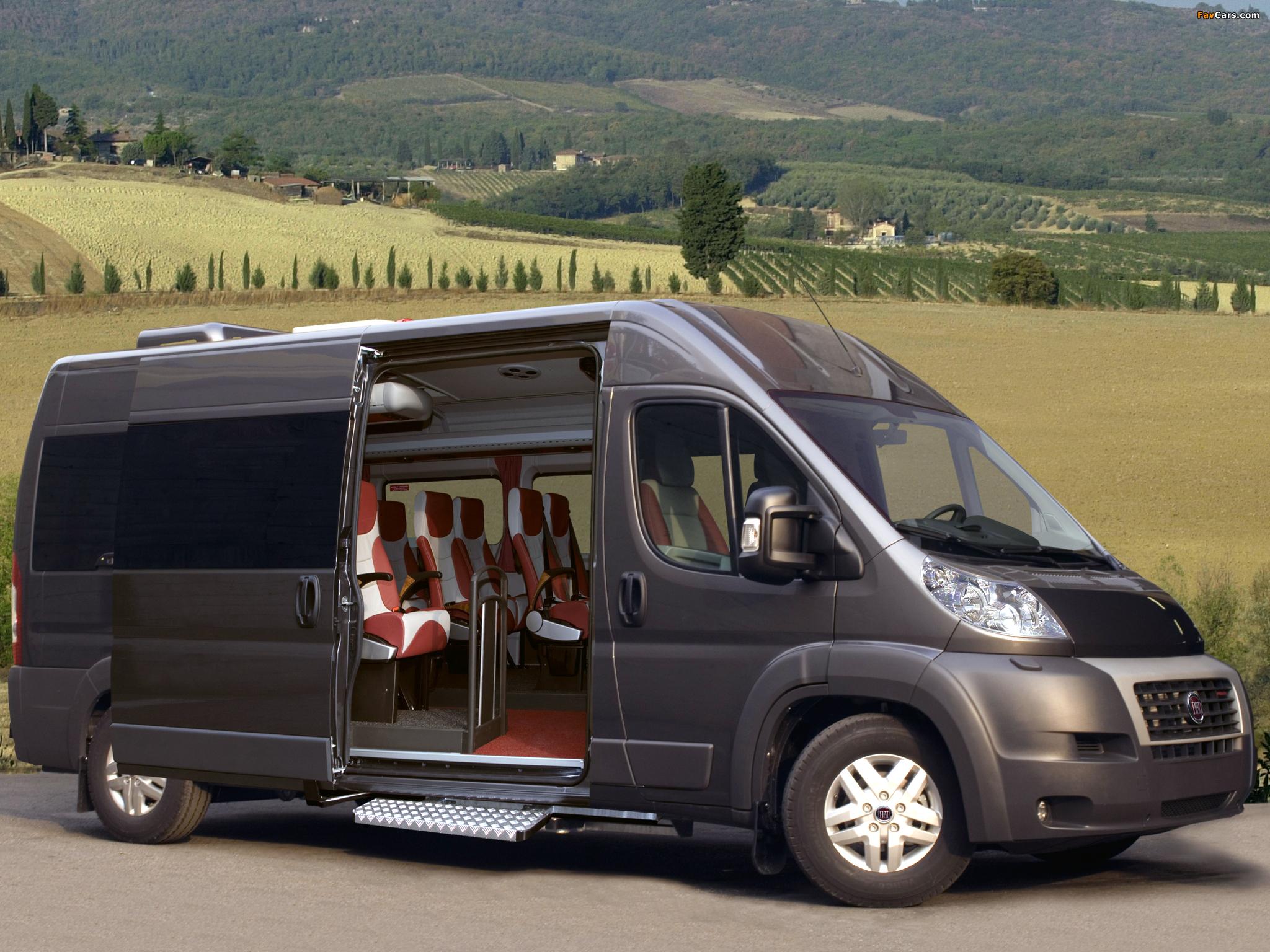 Photos of Fiat Ducato Minibus Elegant 2007 (2048 x 1536)