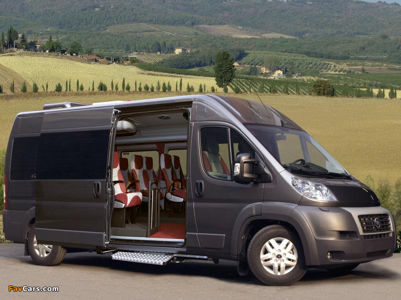 Photos of Fiat Ducato Minibus Elegant 2007 (800 x 600)
