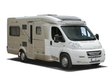 Photos of Hymer Tramp CL Exclusive Line 2011–12
