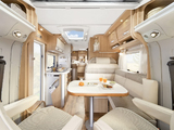 Photos of Hymer Tramp Premium 50 2012