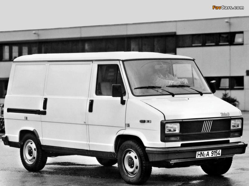 Pictures of Fiat Ducato Van 1981–89 (800 x 600)