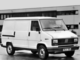 Pictures of Fiat Ducato Van 1981–89