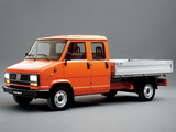 Pictures of Fiat Ducato Dual Cabine Pickup 1981–89