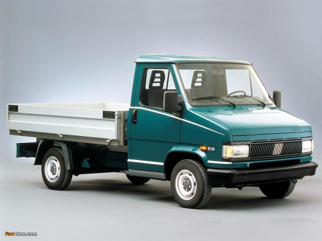 Pictures of Fiat Ducato Pickup 1989–94 (1024 x 768)
