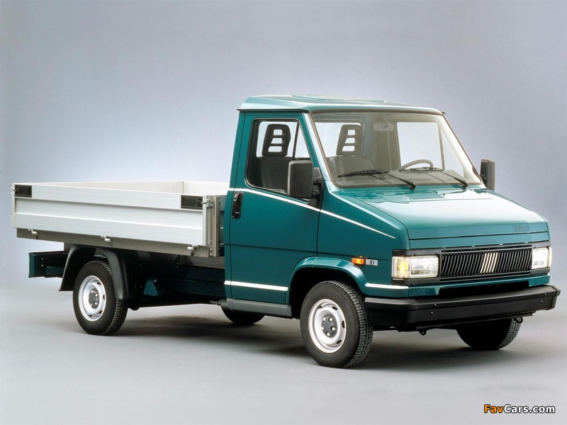 Pictures of Fiat Ducato Pickup 1989–94 (800 x 600)