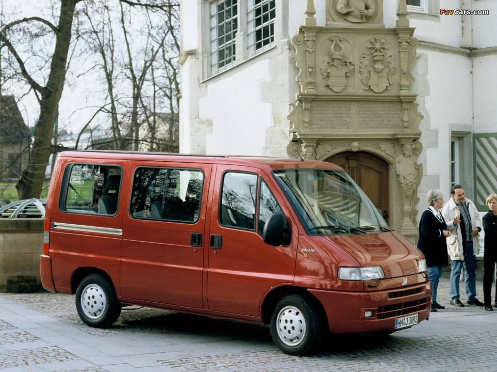Pictures of Fiat Ducato Panorama 1994–2002 (1024 x 768)