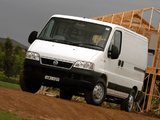 Pictures of Fiat Ducato Van SWB AU-spec 2002–06