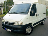 Pictures of Fiat Ducato Van AU-spec 2002–06