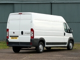Pictures of Fiat Ducato Van UK-spec 2006