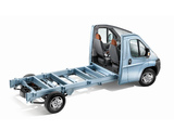 Pictures of Fiat Ducato Chassis 2006