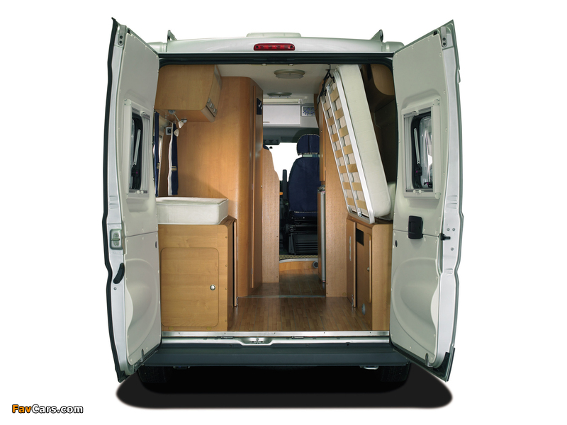 Pictures of Karmann Mobil Davis 2007 (800 x 600)