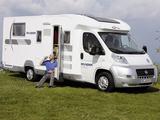 Pictures of Caravans International Riviera Elite P 2008