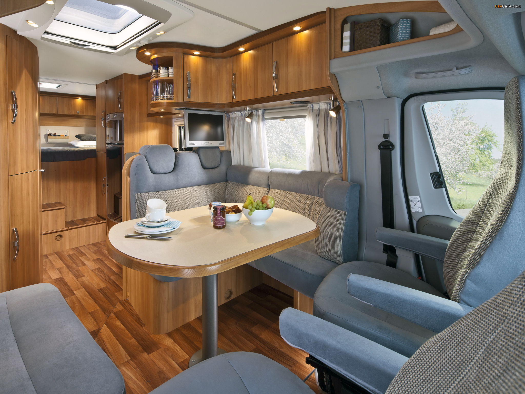 Pictures of Hymer Tramp CL 2010 (2048 x 1536)