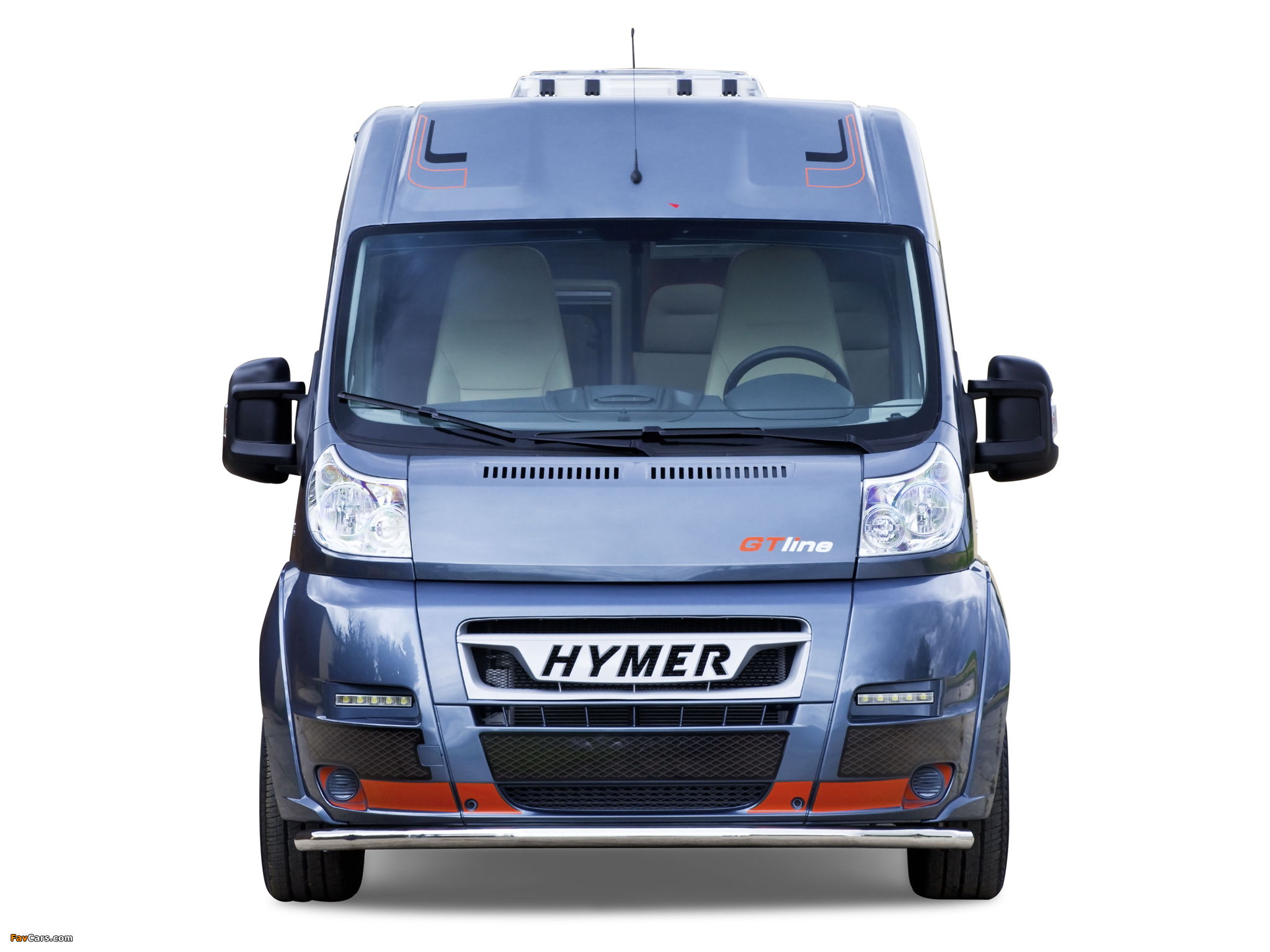 Pictures of Hymer Car 322 GTline 2011 (2048 x 1536)