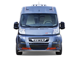 Pictures of Hymer Car 322 GTline 2011
