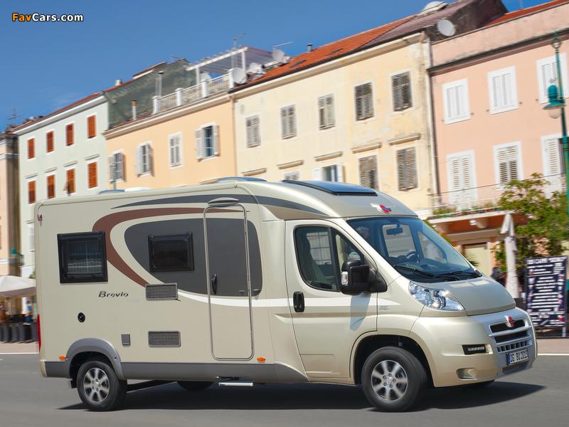 Pictures of Bürstner Brevio t600 2013 (800 x 600)