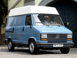Fiat Ducato High Roof Van 1981–89 wallpapers