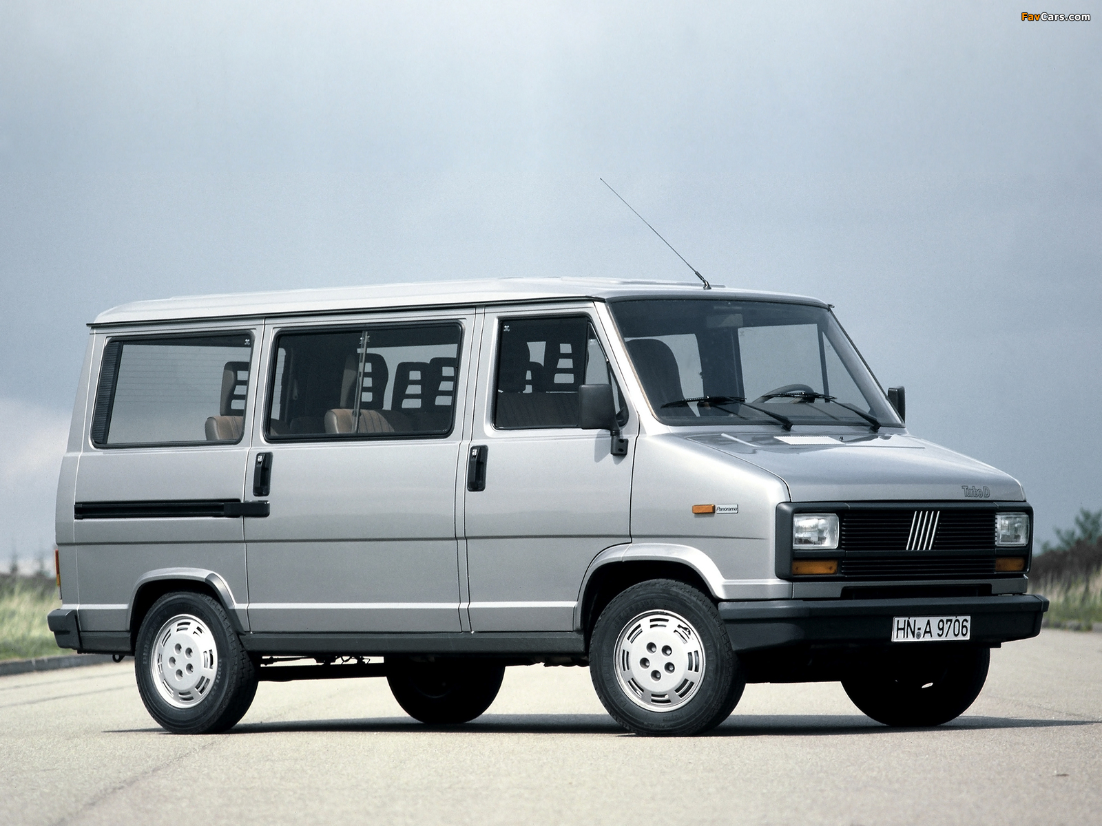 Fiat Ducato Panorama 1981–89 wallpapers (1600 x 1200)