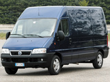 Fiat Ducato Van 2002–06 wallpapers